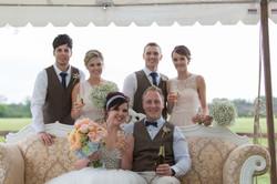 Vintage lounge hire wedding camden