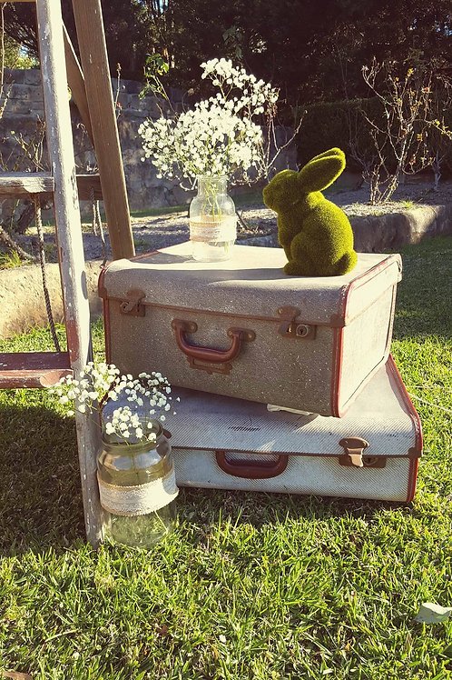 Vintage Styling Suitcases