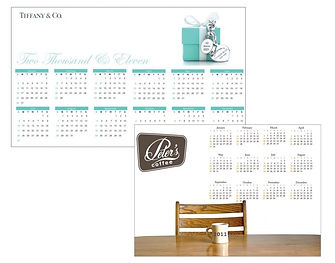 Custom Calendar Magnets Toronto, Canada.
