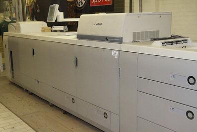 Canon C-7000 Digital Press