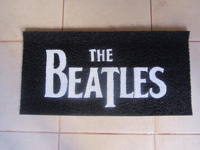 Capacho Personalizado Beatles