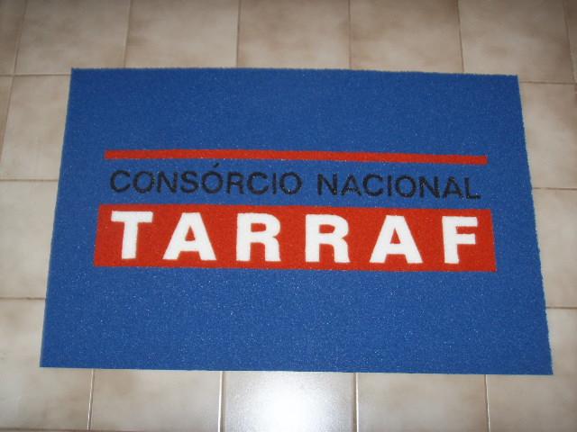 Capacho Personalizado Tarraf