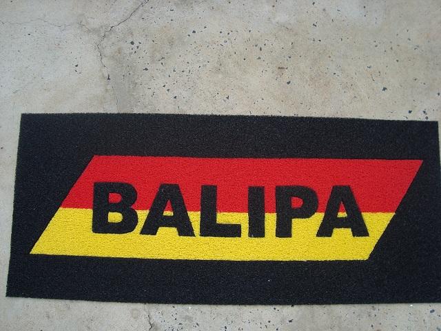 Capacho Personalizado Balipa