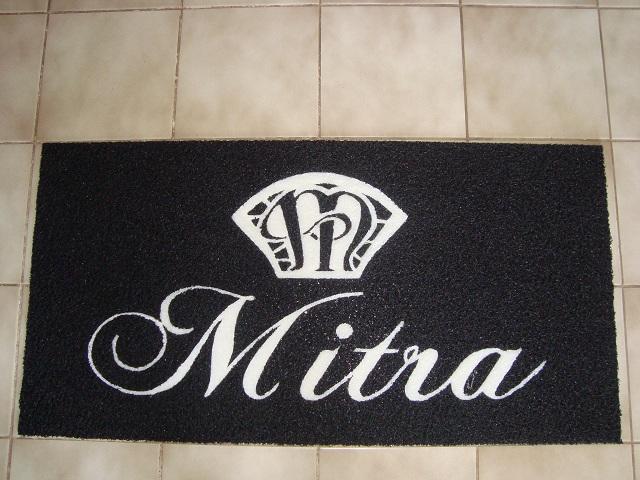 Capacho Personalizado Mitra