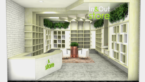 In&Out Store - Piloto