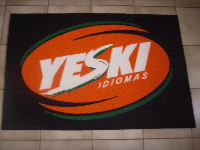 Capacho Personalizado Yeski