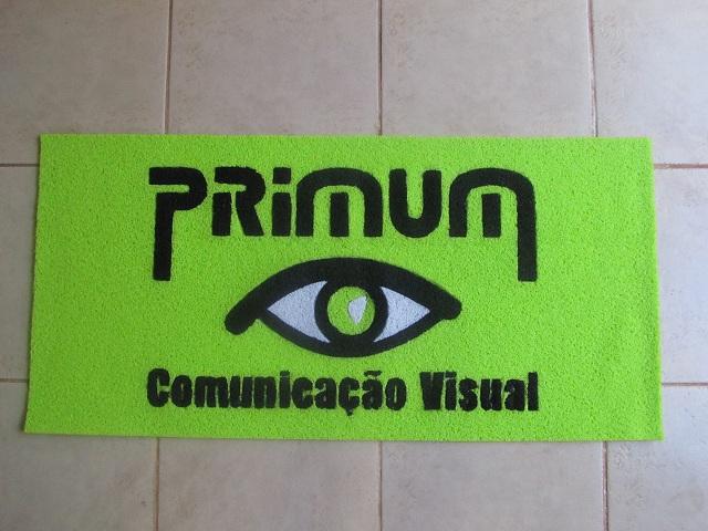 Capacho Personalizado Primum