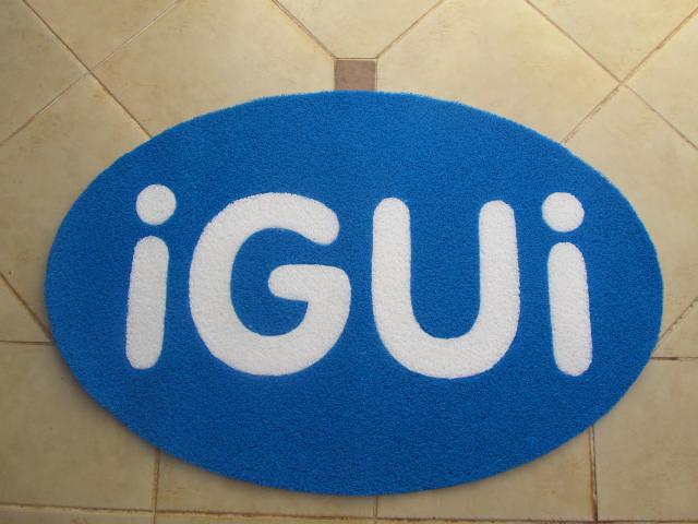 capacho Personalizado Igui