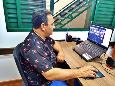 Sindicato participa de reunião virtual da Campanha Salarial