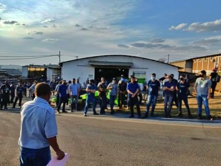 Trabalhadores na Piccin aprovam PLR e troca de dias no feriado