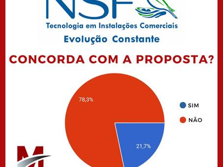 Trabalhadores na NSF reprovam PLR 2021