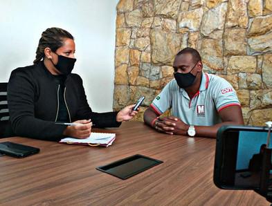 Coordenador do Coletivo Racial comenta sobre o dia 13 de Maio