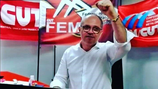 Sindicato apoia Erick Silva como presidente da FEM-CUT/SP
