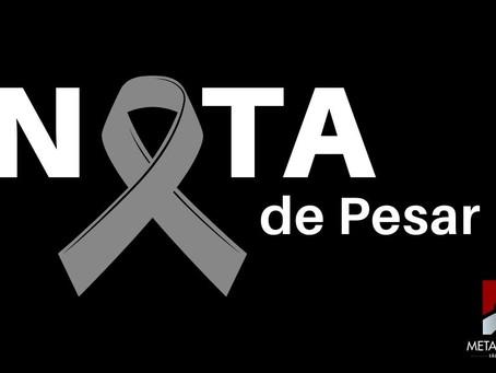 Nota de pesar pelo falecimento da irmã da Diretora Maria Adriana