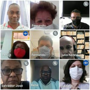 Dirigentes do Sindicato tomam posse no Conselho  da Comunidade Negra