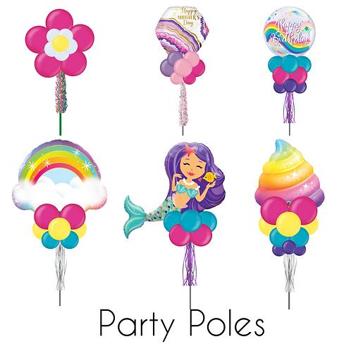 Party Poles