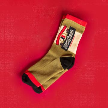 Sizzlin' Knit Socks