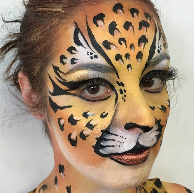Adult Face Painting & SPFX