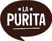 Logo de La Purita snacks saludables