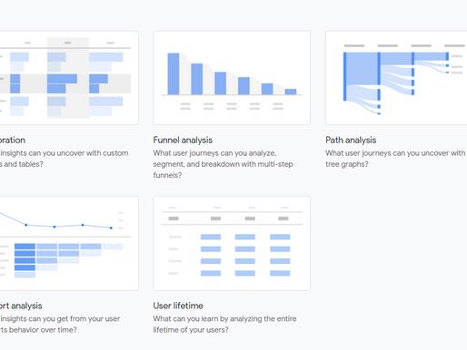 Google Analytics 4: Нові можливості на практичних прикладах