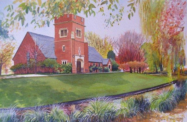 St Andrews chapel