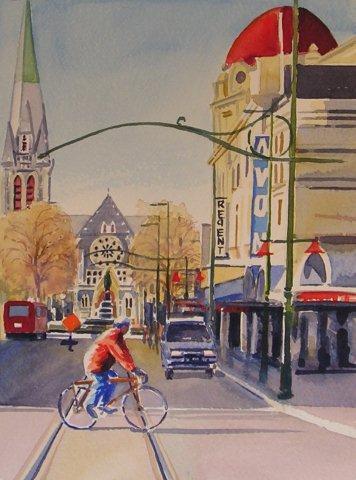 Morning Light Worcester St