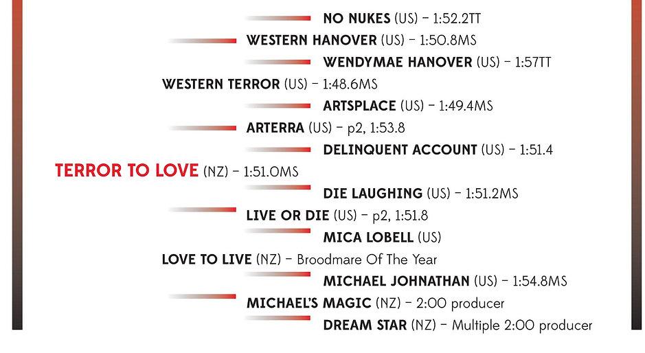 Terror To Love