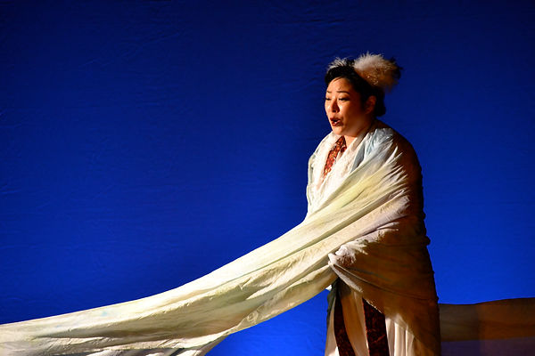 Miki Yamashita, Los Angeles Opera, The White Bird of Poston