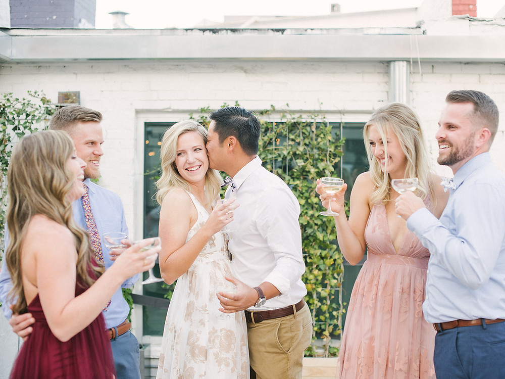 Denver Rehearsal Dinner - Emma Lea Floral- Rocky Mountain Bride- Decorus Fine Art Photography - Denver Colorado Fine Art Floral Design - Luxury Wedding and Event Florist | City Wedding |