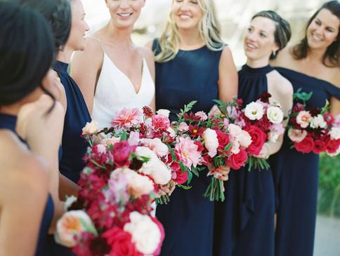 Emma Lea Floral - Carolie & Joey - Purple Summer Events - Callie Hobbes Photography - Skylight Denver