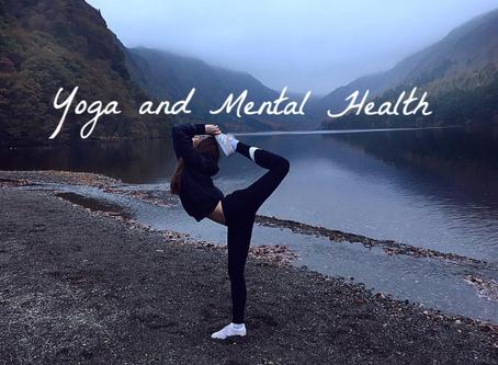 Yoga Poses for Mental Health