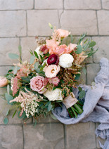 Emma Lea Floral - Cassidy Brooke Photography- Spruce Mountain Ranch - Wedding Denver Colorado Fine Art Floral Design - Wedding and Event Florist |Blush Pink, Burgundy, Mauve, Bridal Bouquet | Garden Rose | Lisianthus | Dahlia | Ranunculus | Eucalyptusc | Astilbe |