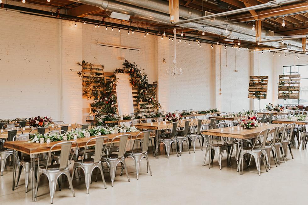 Vendor Love: SKYLIGHT, Denver - Wedding Venue