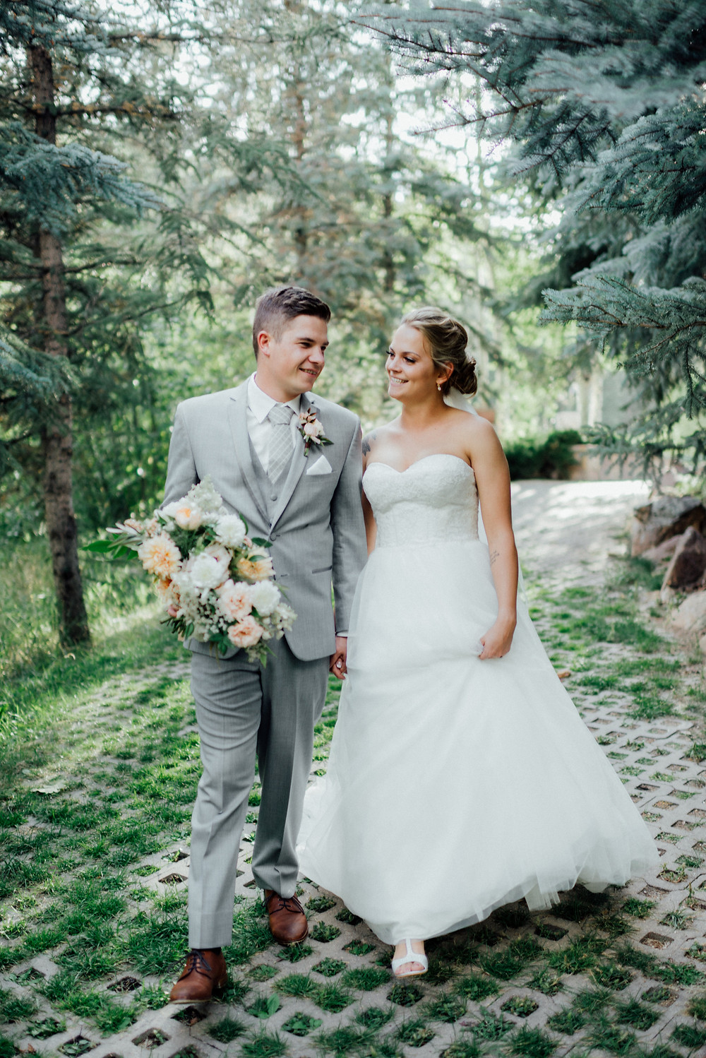 Denver Colorado Fine Art Wedding Florist- Sonnenalp Vail- Erika Overholt Photography