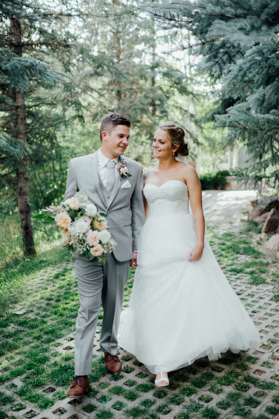 Haley & Scott - The Sonnenalp, Vail
