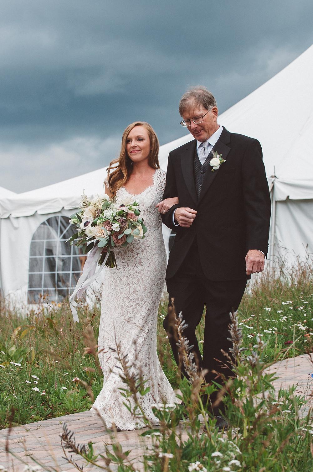Denver Colorado Fine Art Floral Design - Wedding and Event Florist- Emma Lea Floral- Crested Butte Wedding