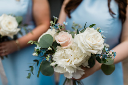 Emma Lea Floral- Curate Events & Design - Haze and Lace Photography- The Sonnenalp Resort, Vail - Sarah & William | Vail Colorado Wedding | Spring Wedding | Garden Rose | Peony | ranunculus | Greenery | Pink, blush, blue, white, ivory |