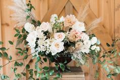 Emma Lea Floral- Purple Summer Events- Kristen Pierson Photography- Devils Thumb Ranch Colorado Wedding