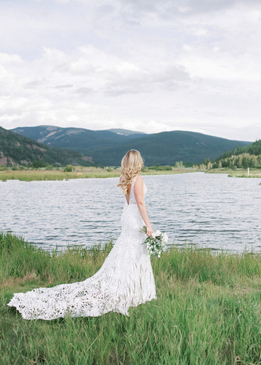 Emma Lea Floral - Emily & Aaron - The Styled Soiree - Sarah Porter Photography - Camp Hale Weddings