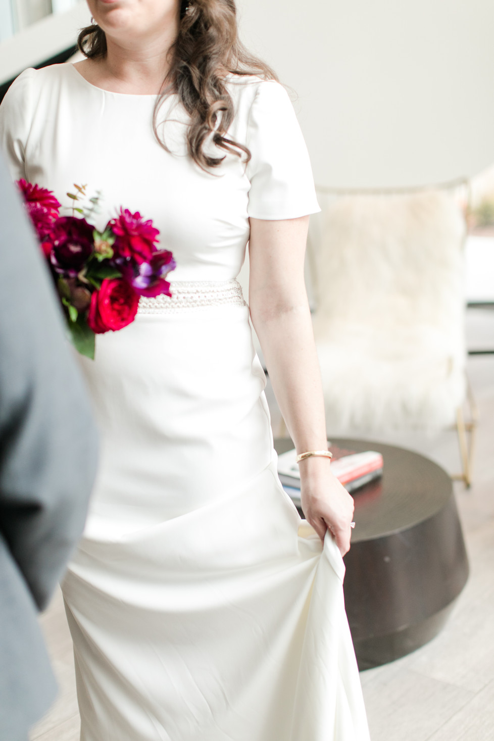 Downtown Denver Intimate Wedding