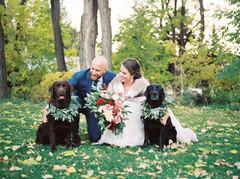Emma Lea Floral- Purple Summer Events- Tara Bielecki Photography- Lyons Farmette Colorado Wedding  | Greenery Dog Collars | Bride and Groom | Bridal Bouquet | Burgundy, Mauve, Pink, Blush | Greenery |