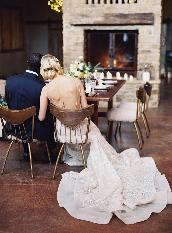 A Dream Winter Wedding