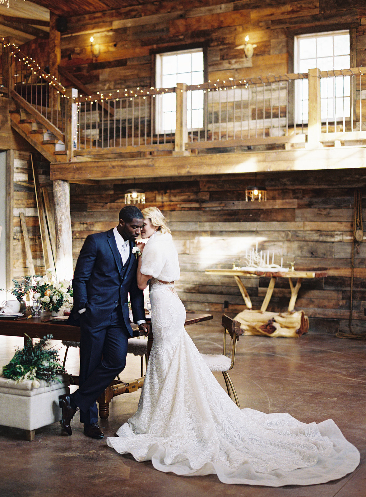 Emma Lea Floral- The Styled Soiree- Carrie King Photography- Wild ...