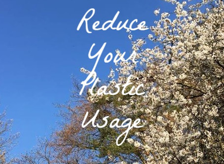 5 Really Simple Ways to Reduce Your Plastic Usage