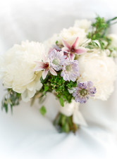 Emma Lea Floral- Purple Summer Events- Lisa O'dwyer Photography- Boulder Private Estate Colorado Wedding | Bridal Bouquet | White and Lavender | Peony | Garden Rose | Clematis | Scabiosa |