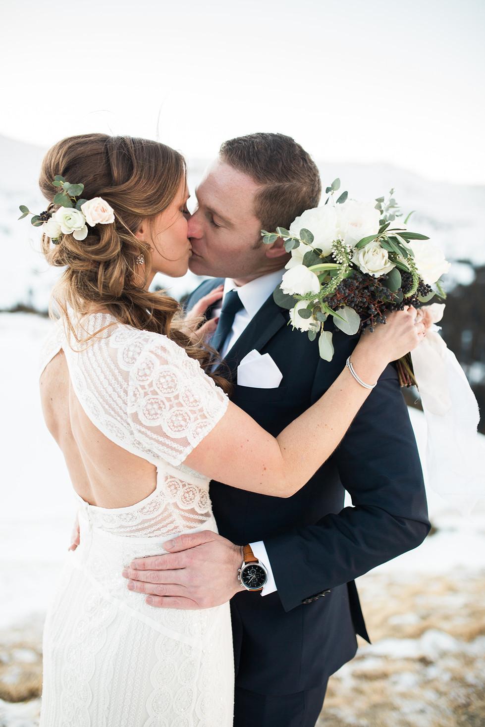 Samantha & Patrick- Beatrice & Woodsley, Denver - Intimate Wedding