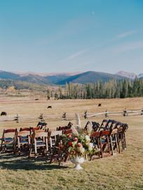 Karen & Joseph - Devils Thumb Ranch