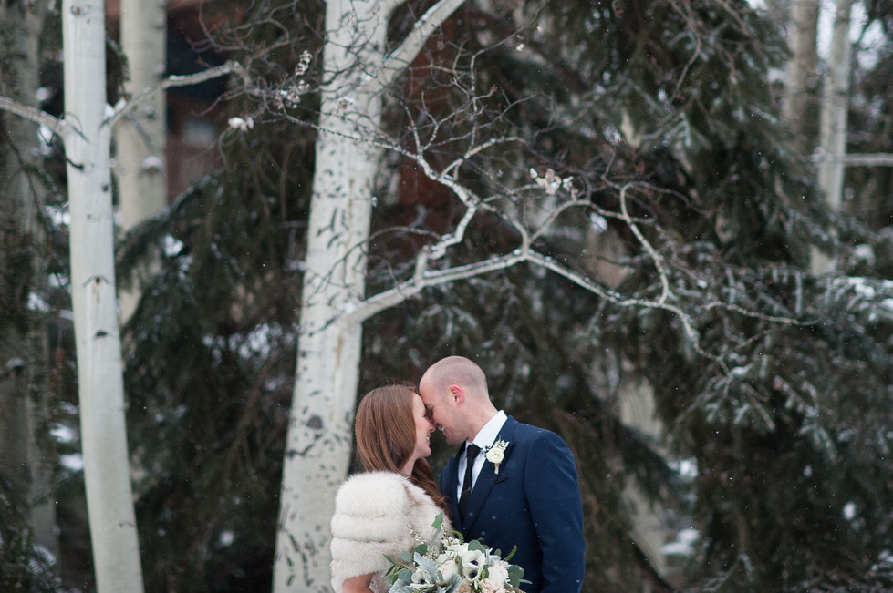 Katie & Wade - The Sonnenalp, Vail