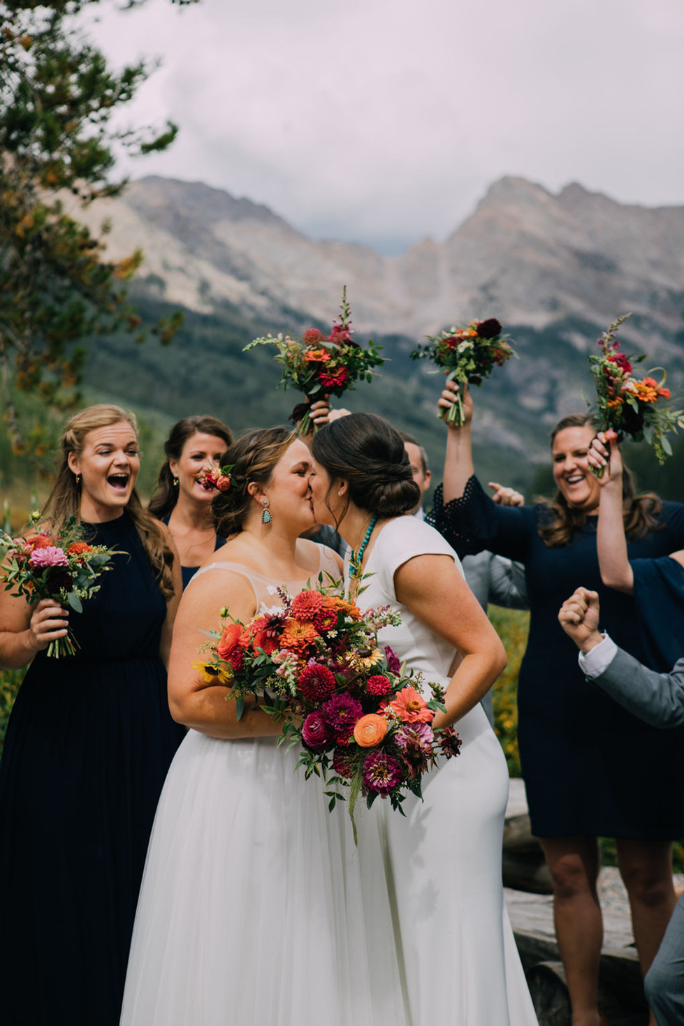 Piney River Ranch, Wildflower Wedding