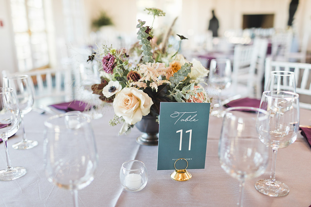 Denver Colorado Fine Art Floral Design - Luxury Wedding and Event Florist - Emma Lea Floral - The Styled Soiree - Jackie Cooper Photography - The Manor House